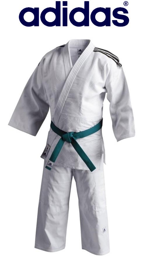 Judoga treningowa Adidas Training biała