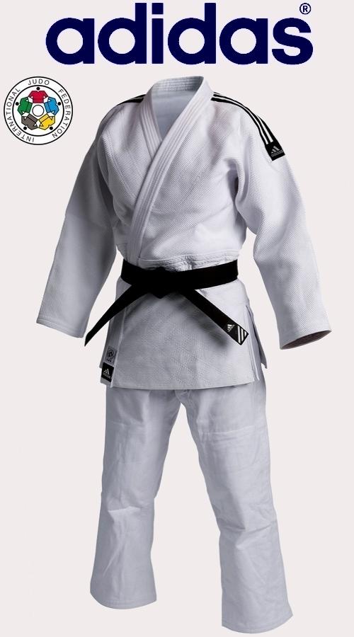 Judoga z certyfikatem IJF, Adidas judoga z IJF, Adidas Champion