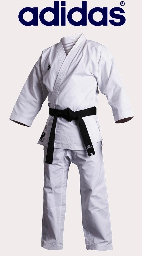 Adidas Kumite Karatega, Karategi Adidas Kumite, Suits karate Kumite