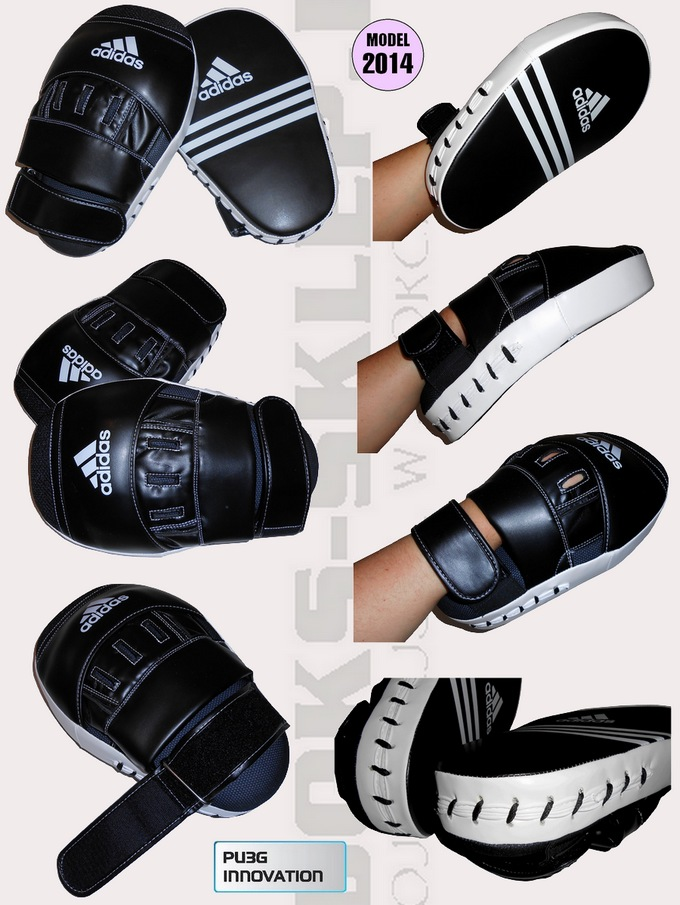 Łapy bokserskie Adidas Long ADIBAC02 model 2014/2015r