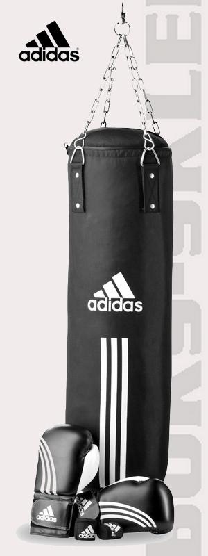 Zestaw bokserski worek i rękawice Adidas ADIBPKIT03 Adidas  Boxing Set