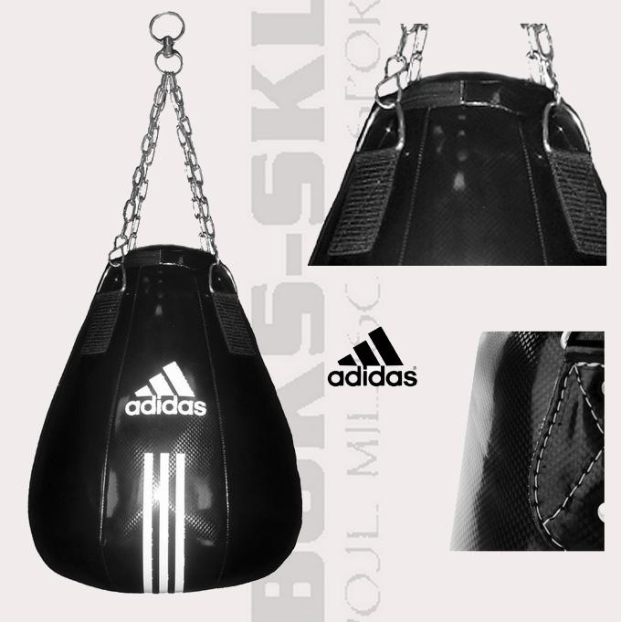 ADIBAC23 worek bokserski Adidas gruszka, boxing bag PU3G MAIZE BAG MAYA
