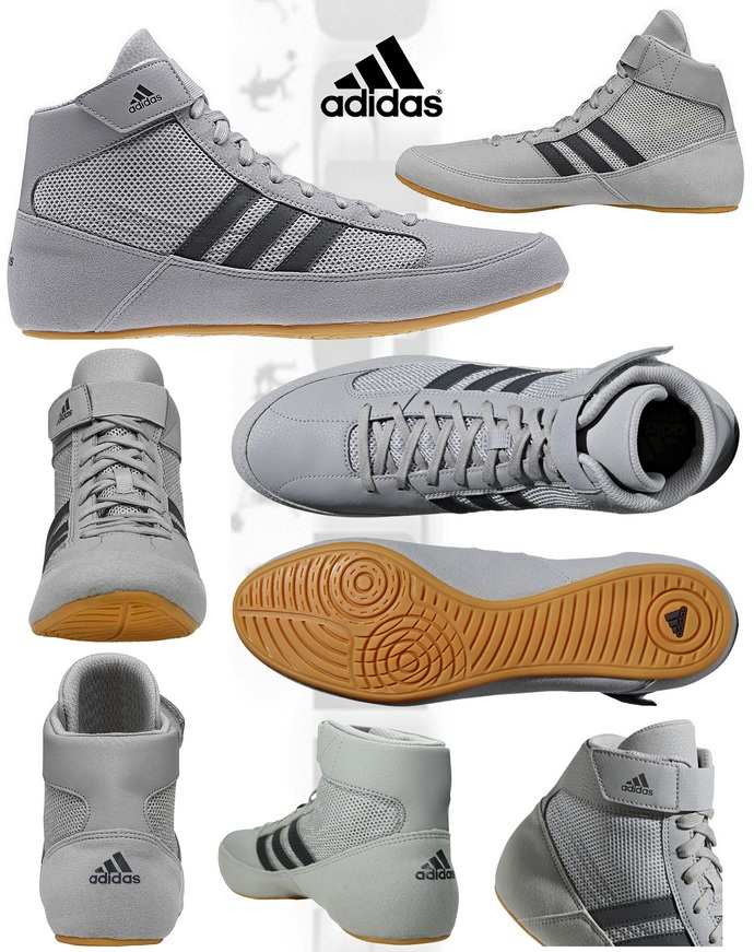 Buty Adidas Havoc 2 - HVC 2 grey
