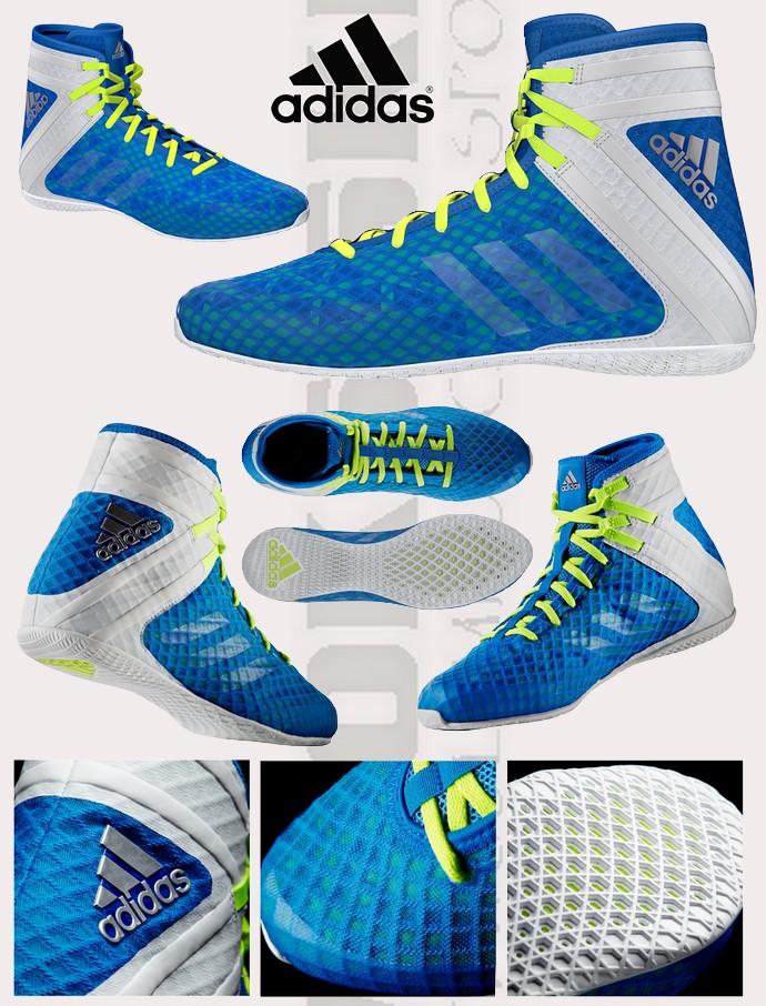 AQ3407 Buty bokserskie Adidas Speedex 16.1