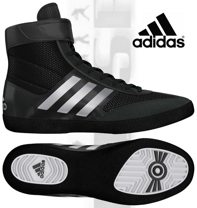 Buty zapaśnicze Adidas Speed Combat 5 czarne BA8007 model 2017