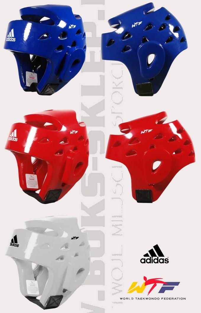 Kask piankowy Adidas WTF aditkdhg01