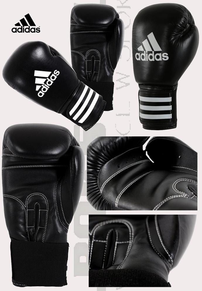 ADIBC01 Rękawice bokserskie Adidas Performer, rękawice Adidas z WAKO