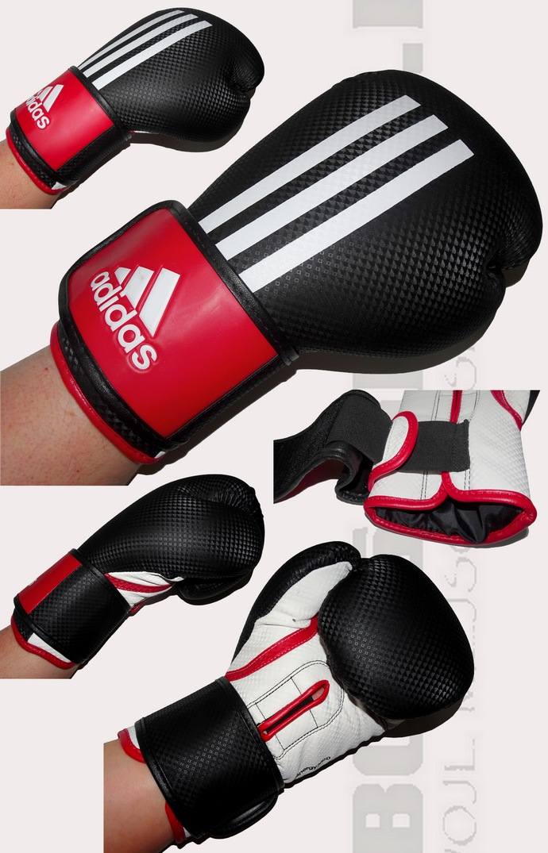 Rękawice bokserskie Adidas Energy200 ADIEBG100 pu carbon