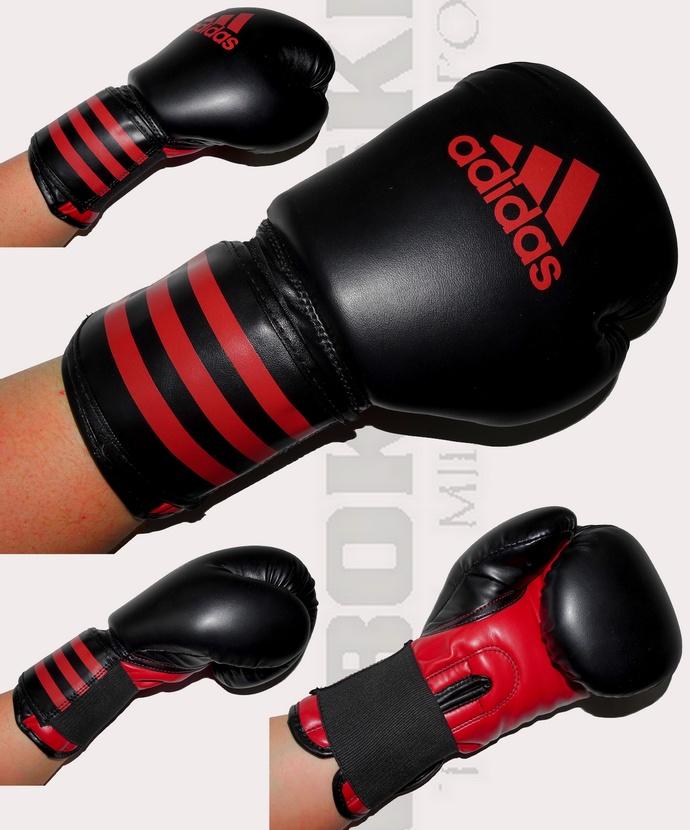 Rękawice bokserskie Adidas Power100 ADIPBG100 skóra syntetyczna