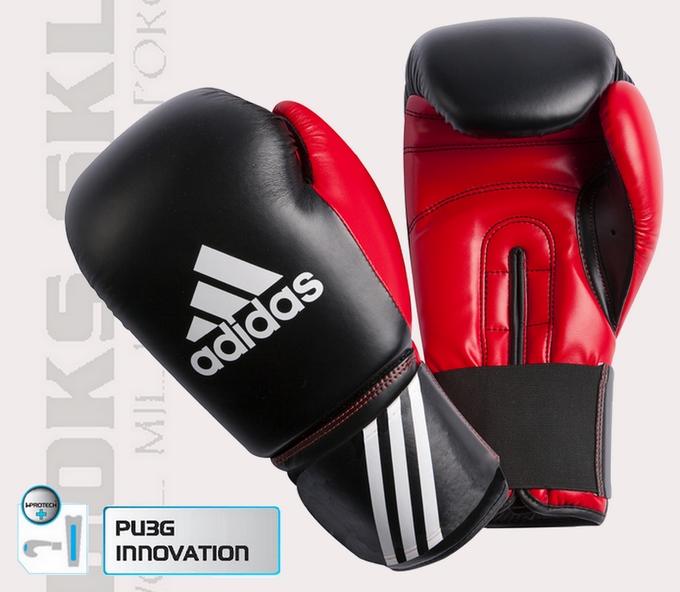Rękawice bokserskie Adidas Rersponse adibt01