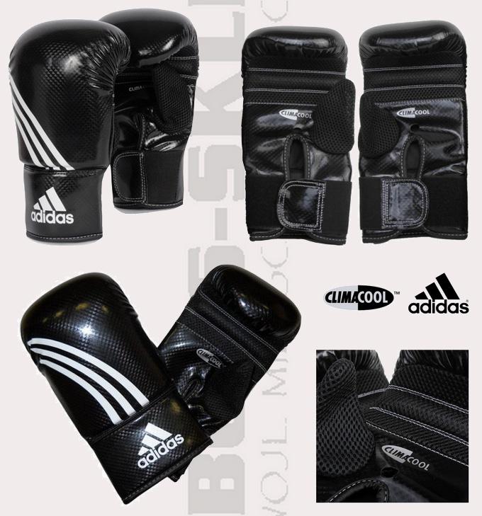 Rękawice na worek Adidas, rękawice przyrządowe Dynamic ADIBG505