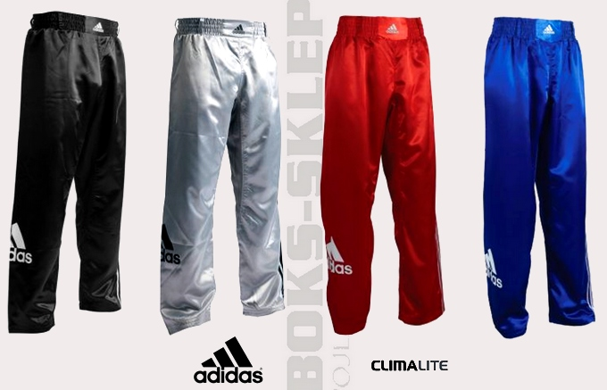 ADIPFC03 Spodnie długie do kick-boxingu Adidas, long pants to kick-boxing Adidas