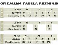 Tabela rozmiarów Adidas T12