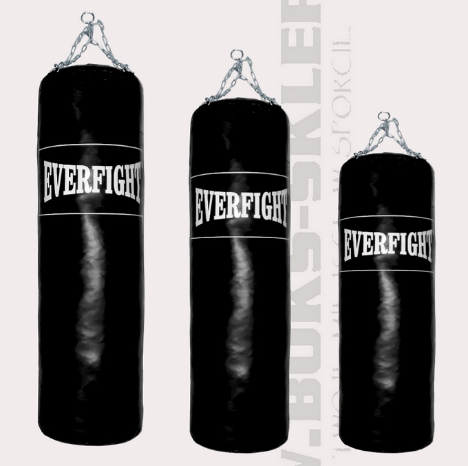 Worek bokserski prosty Everfight 100cm