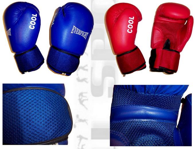 Rękawice dziecięce bokserskie Everfight Cool 6oz