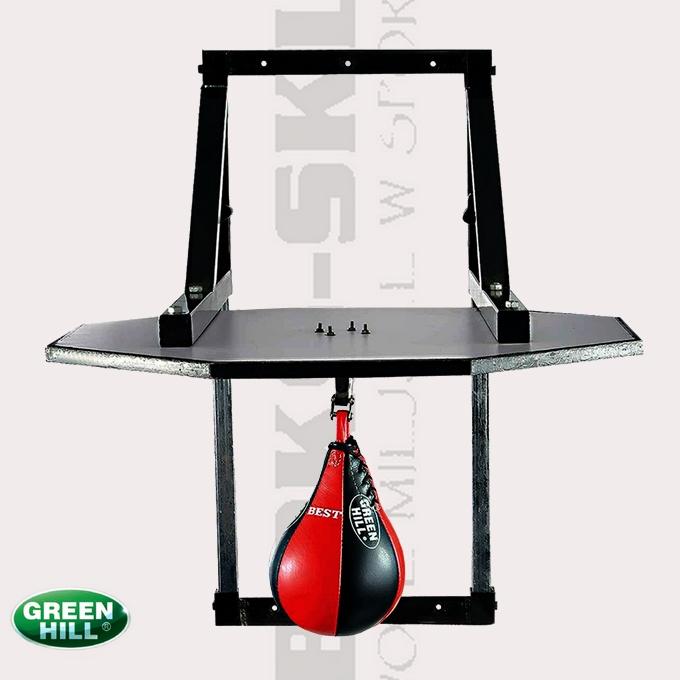 Platforma bokserska ruchoma Green Hill sbp-5053 Platform speedball set