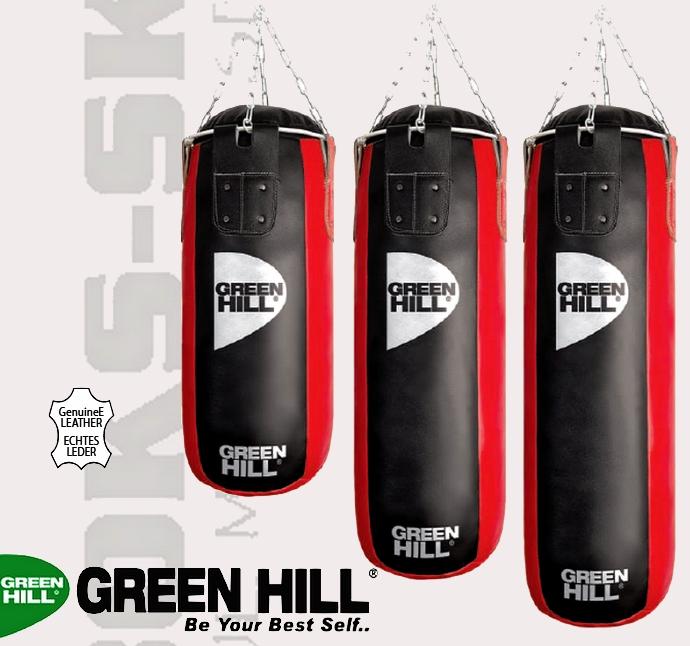 Worek bokserski skórzany GREEN HILL CLASIC PBLC-5071 worek 150cm