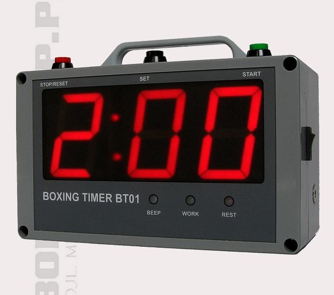 Mały zegar interwałowy BT01 Masters BT-01