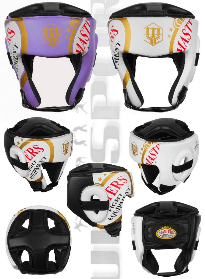 Kask do kick-boxingu Masters KT-M
