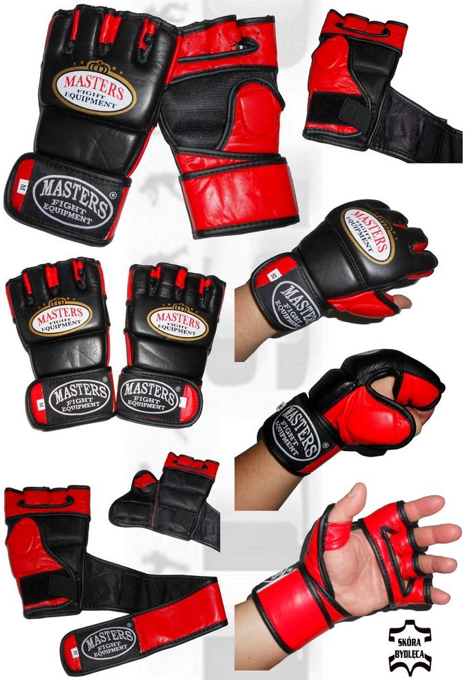 Rękawice MMA Masters GF-100