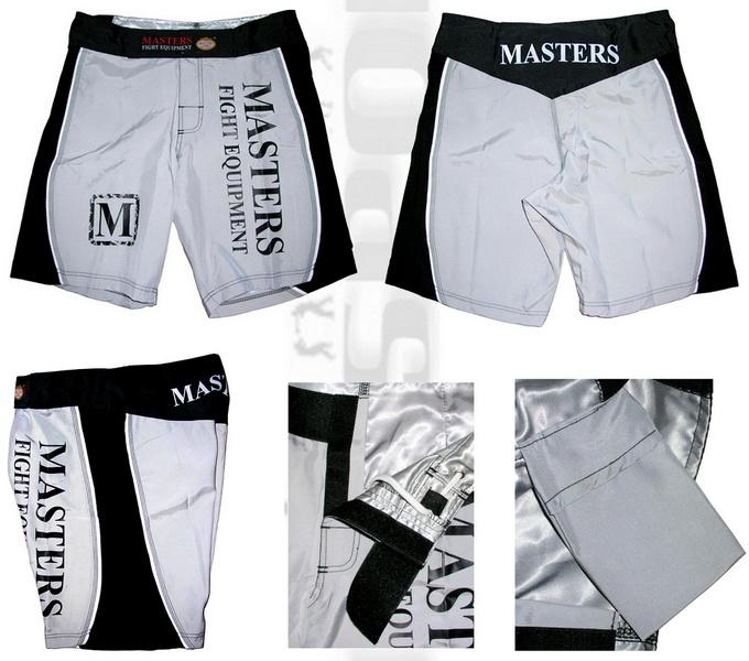 Spodenki do MMA i do krav-maga Masters SMMA-3