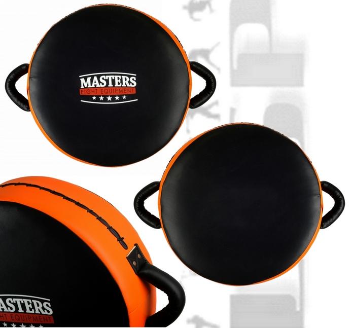 Tarcza okrągła Masters skóra syntetyczna