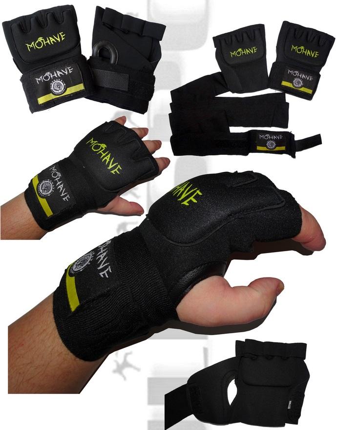 Rękawiczki pod rękawice żelowe Mohave GEL black