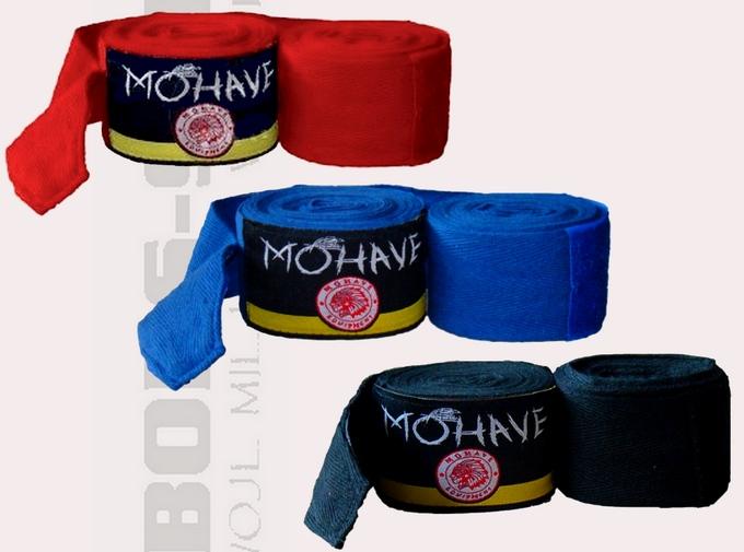 Owijki bawełniane Mohave, Bandaże bawełna Mohave