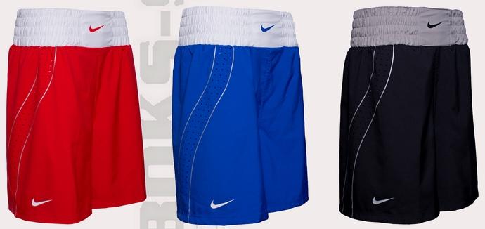 Nike boxing shorts, Spodenki bokserskie Nike, spodenki do boksu nike