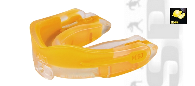 Ochraniacz na zęby o smaku Lemon, cytrynowym