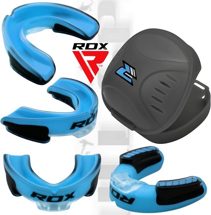 Ochraniacz na zęby RDX niebieski