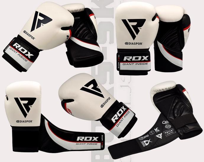 Rękawice bokserskie RDX rex-t8
