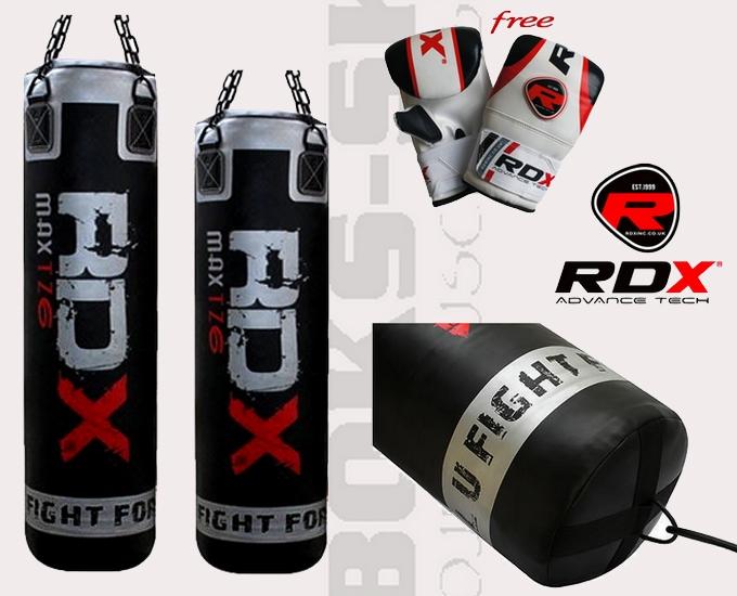 Worek bokserski do Muay-Thai RDX MAX TZ6, Muay-Thai Bag RDX MAX TZ-6
