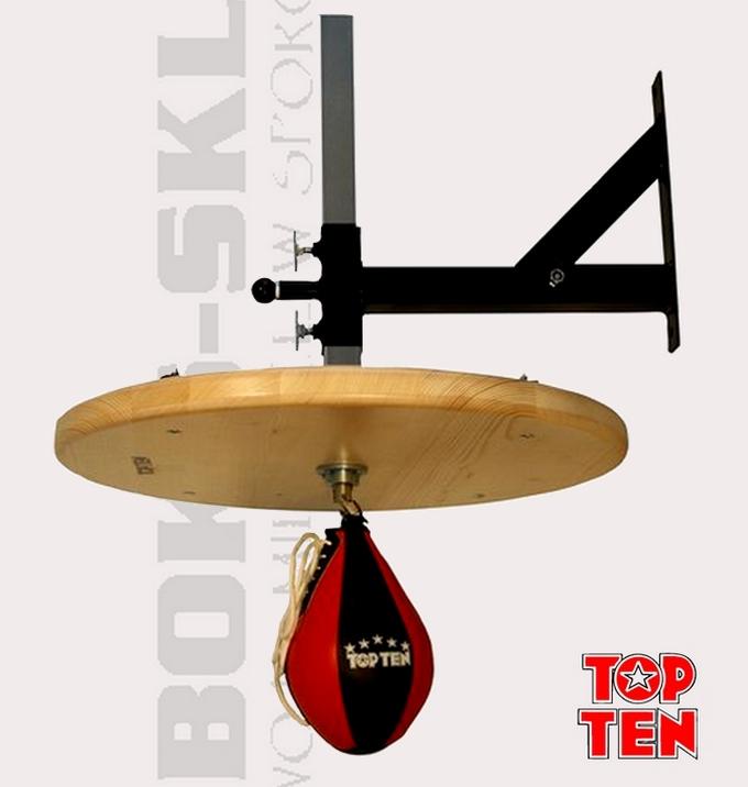 TOP TEN SpeedBall Set 412200050, Platforma pod gruszkę ruchoma Top Ten