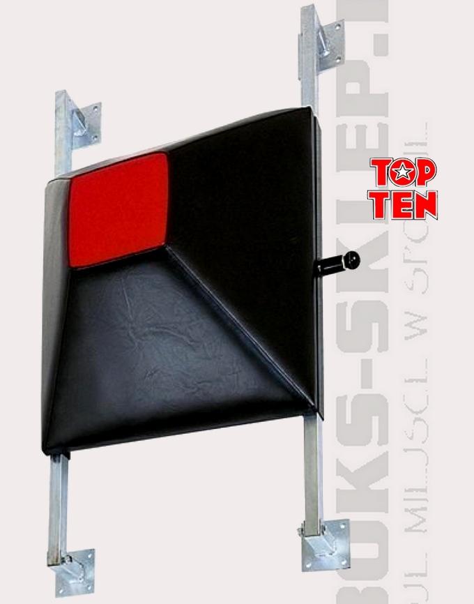Tarcza ruchma na ścianę, Tarcza na ścianię z regulacją wysokości Top Ten, Shield on the wall with adjustable height Top Ten