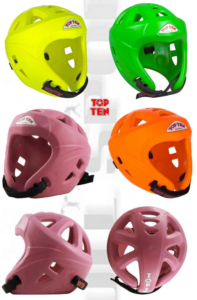 Kask ochronny Top Ten Avangarde Neon - ITF