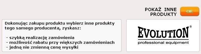 Pokarz inne produkty Evolution na BOKS-SKLEP.PL