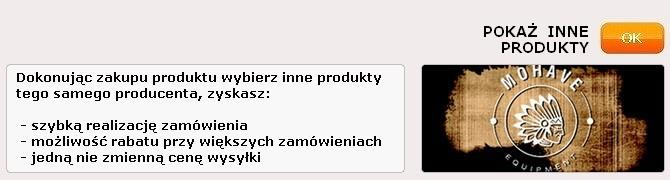 Pokarz inne produkty Mohave na boks-sklep.pl