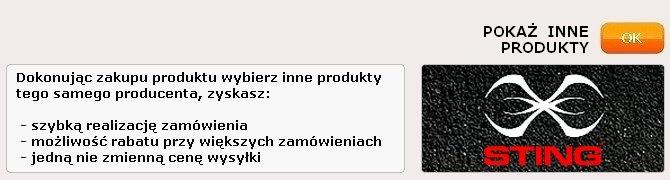 Pokarz inne produkty Sting na boks-sklep.pl
