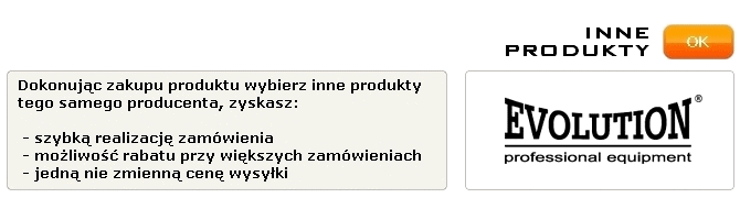 Pokarz inne produkty Evolution na Full-Sport.pl