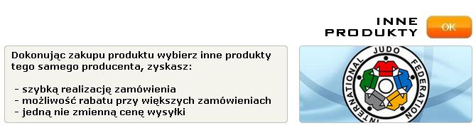 Inne produkty z certyfikatem IJF